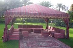Arabic tents dubai
