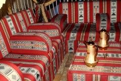 Arabic tents sharjah