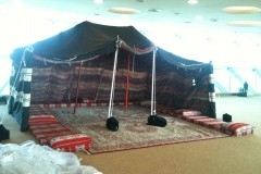 Ramadan tents in sharjah