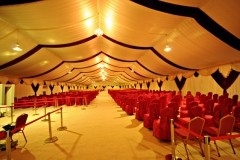 wedding tents dubai