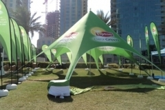 Sterling tents in abudhabi