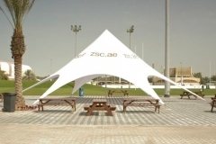 Sterling tents in sharjah